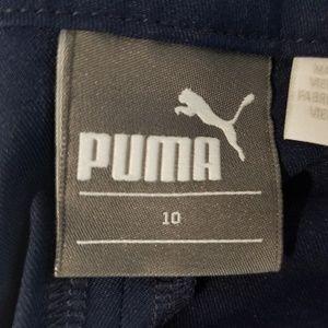 Puma Skirts - Puma golf tennis workout skirt size 10 blue